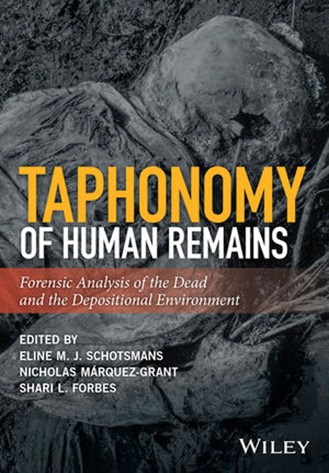 Taphonomy of Human Remains:
