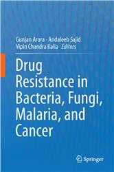 Cover Drug Resistance in Bacteria, Fungi, Malaria, and Cancer