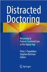 Cover Distracted Doctoring