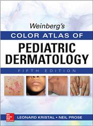 Cover Weinbergs Color Atlas of Pediatric Dermatology
