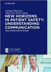 Cover New Horizons in Patient Safety: Understanding Communication