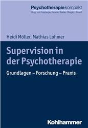 Cover Supervision in der Psychotherapie