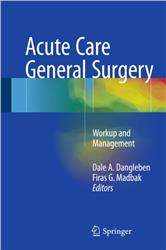 Cover Acute Care General Surgery