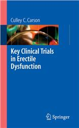 Cover Key Clinical Trials in Erectile Dysfunction