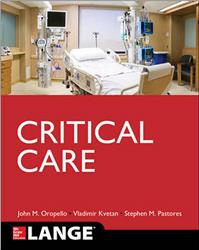 Cover Lange Critical Care