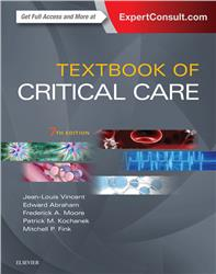 Cover Textbook of Critical Care