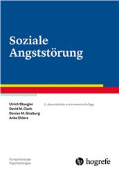 Cover Soziale Angststörung