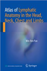 Cover Atlas of Lymphatic Anatomy in the Head, Neck, Chest and Limbs