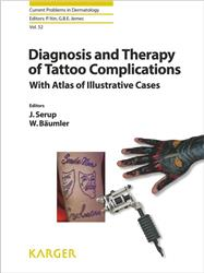 Cover Diagnosis and Therapy of Tattoo Complications