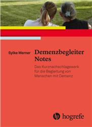 Cover Demenzbegleiter Notes