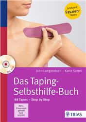 Cover Das Taping-Selbsthilfe-Buch