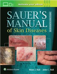 Cover Sauer's Manual of Skin Diseases