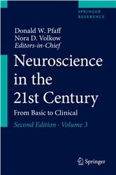Cover Neuroscience in the 21st Century / Print + eBook