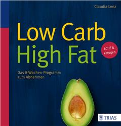Cover Low Carb High Fat