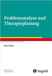 Cover Problemanalyse und Therapieplanung