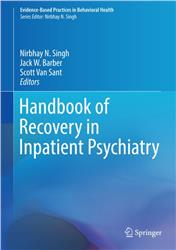 Cover Handbook of Recovery in Inpatient Psychiatry