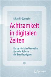 Cover Achtsamkeit in digitalen Zeiten