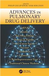 Cover Advances in Pulmonary Drug Delivery