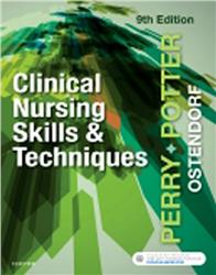 Cover Clinical Nursing Skills and Techniques