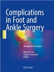 Cover Complications in Foot and Ankle Surgery
