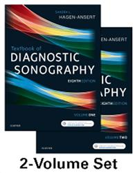 Cover Textbook of Diagnostic Sonography
