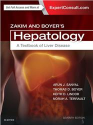 Cover Zakim and Boyer´s Hepatology