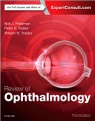 Cover Review of Ophthalmology