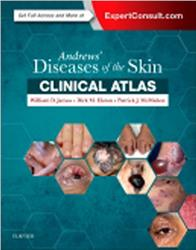 Cover Andrews' Diseases of the Skin Clinical Atlas