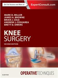 Cover Operative Techniques: Sports Knee Surgery
