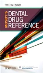 Cover Mosby's Dental Drug Reference