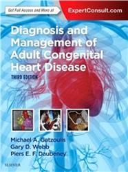 Cover Diagnosis and Management of Adult Congenital Heart Disease