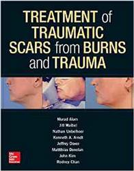 Cover Treatment of Traumatic Scars from Burns and Trauma