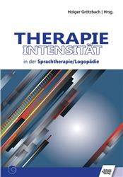 Cover Therapieintensität in der Sprachtherapie / Logopädie