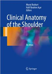 Cover Clinical Anatomy of the Shoulder