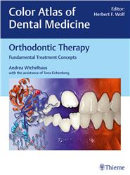 Cover Color Altas of Dental Medicine: Orthodontic Therapy