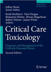 Cover Critical Care Toxicology