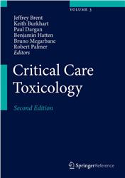 Cover Critical Care Toxicology / Print + eBook