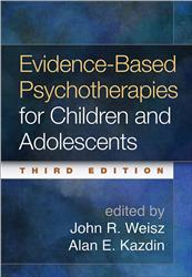 Cover Evidence-Based Psychotherapies for Children and Adolescents