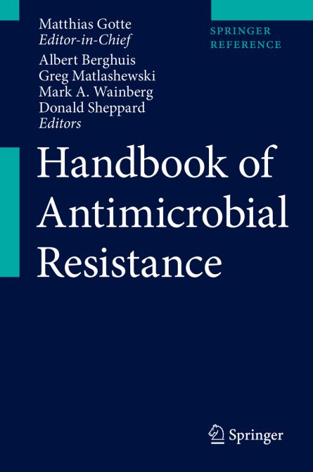 Handbook of Antimicrobial Resistance