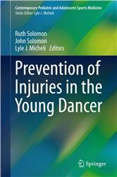 Cover Prevention of Injuries in the Young Dancer