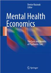 Cover Mental Health Economics