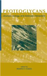 Cover Proteoglycans: Structure, Biology and Molecular Interactions