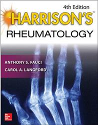Cover Harrisons Rheumatology