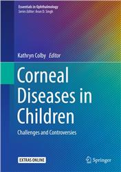 Cover Corneal Diseases in Children