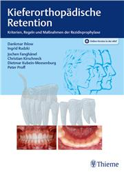 Cover Kieferorthopädische Retention
