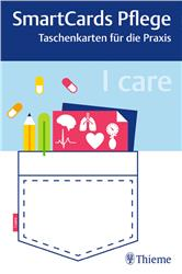 Cover I care - SmartCards Pflege