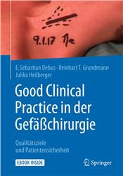 Cover Good Clinical Practice in der Gefäßchirurgie