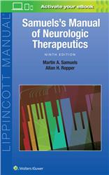 Cover Samuel's Manual of Neurologic Therapeutics