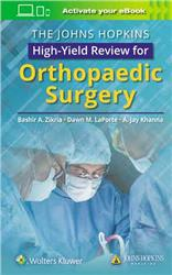 Cover The Johns Hopkins High-Yield Review for Orthopaedic Surgery