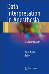 Cover Data Interpretation in Anesthesia